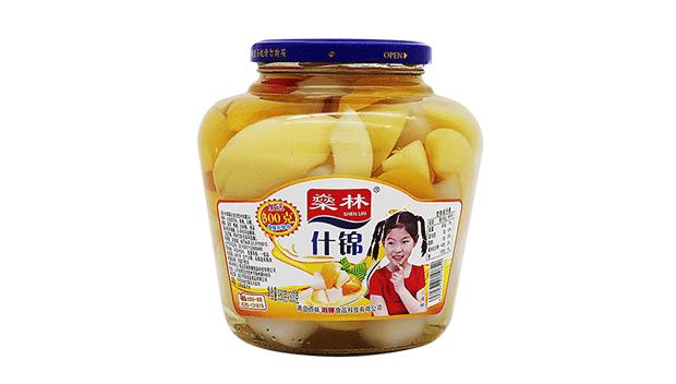 燊林什錦罐頭