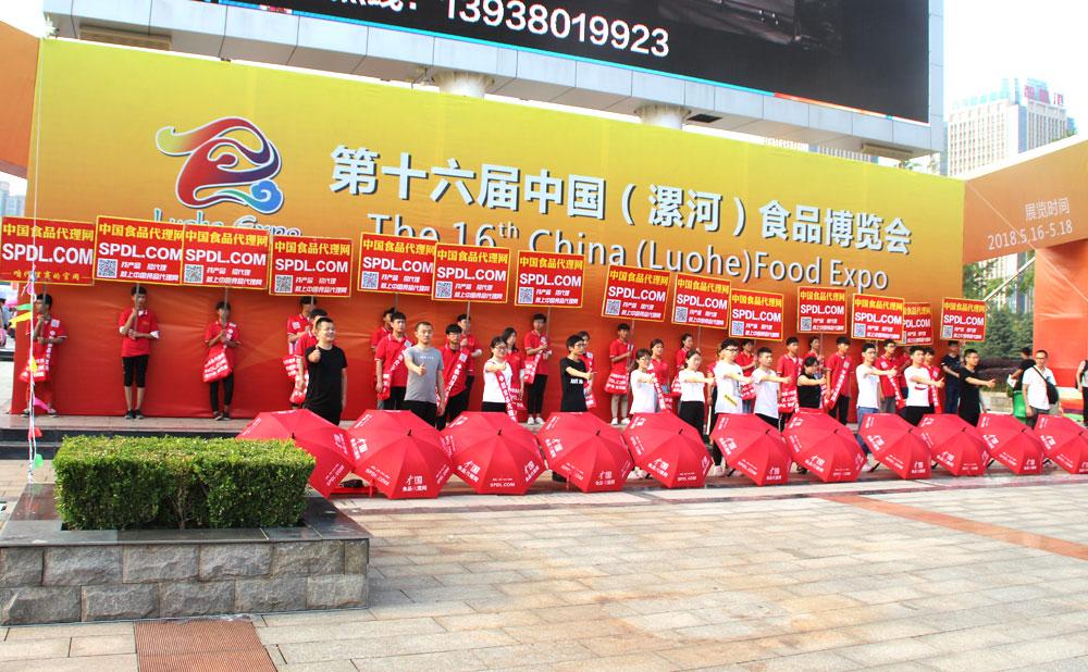2018第十六届中国(漯河)食品博览会