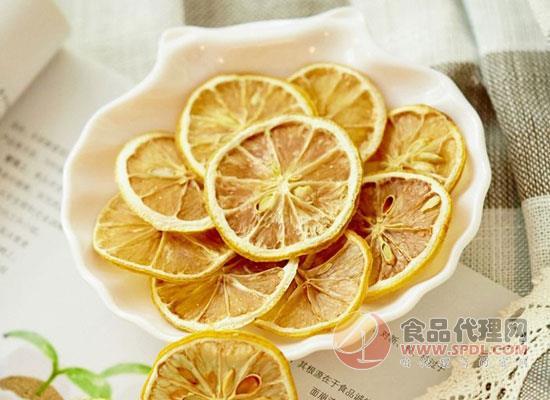 虎标冻干柠檬片图片