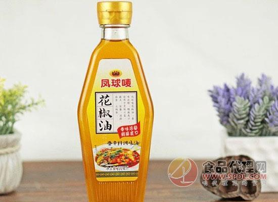 凤球唛花椒油图片