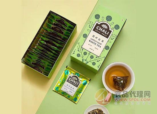 ChaLi荷叶白茶图片