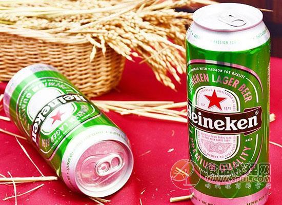喜力啤酒500ml图片