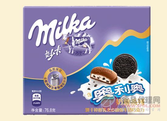 亿滋推冰淇淋口味炫迈口香糖