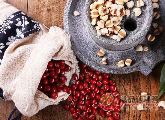 红豆薏米怎么服用祛湿效果好