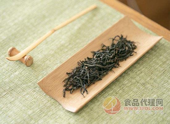 绿上淳兰贵人乌龙茶图片