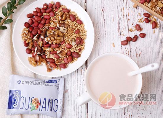 谷尚五谷豆浆料包图片