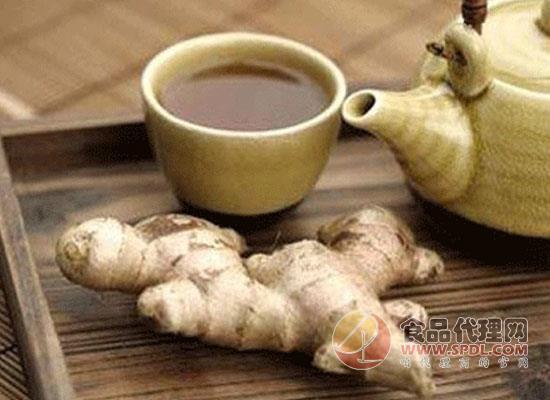 喝姜茶能减肥吗