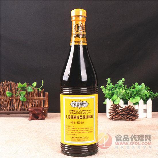 梅林上海辣酱油