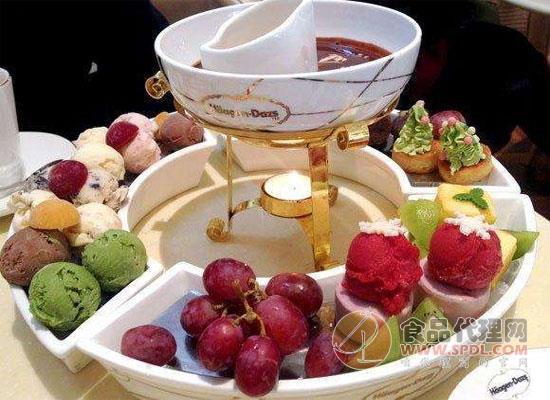 冰淇淋火锅图片