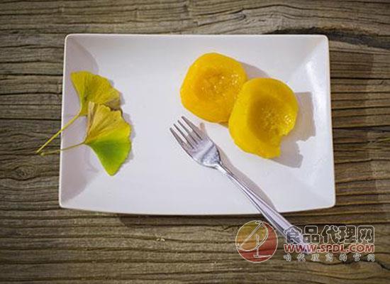 黄桃罐头吃了会胖吗