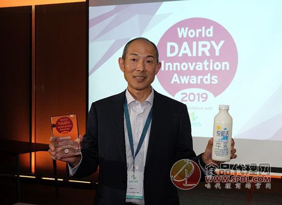 """新一代活性蛋白牛奶""""悦鲜活""""牛乳"""