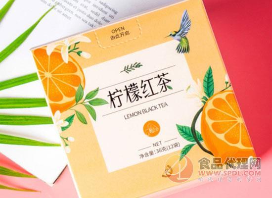伊本佳人柠檬红茶图片