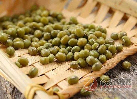 怎么挑绿豆好坏