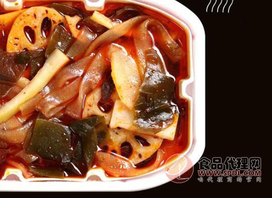 椒吱熊猫自热火锅食品