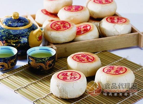 苏式月饼食品