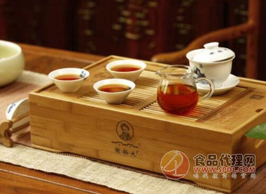 谢裕大祁门红茶饮品