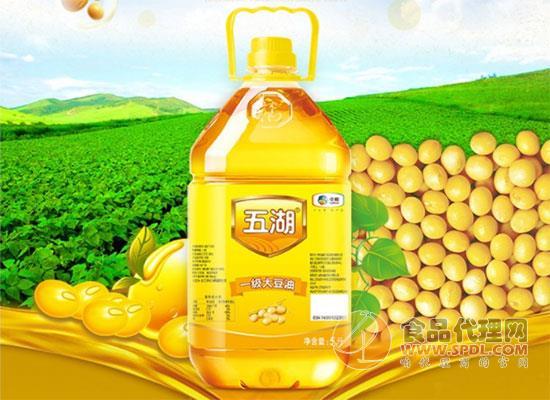 五湖大豆油