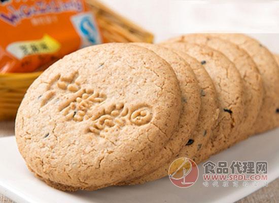 中膳堂杂粮粗粮全麦饼干