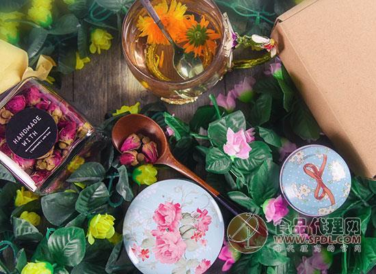 花茗苑花茶礼盒图片