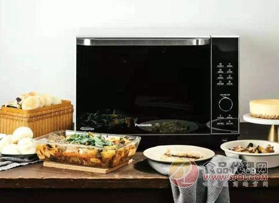 微蒸烤一体机图片