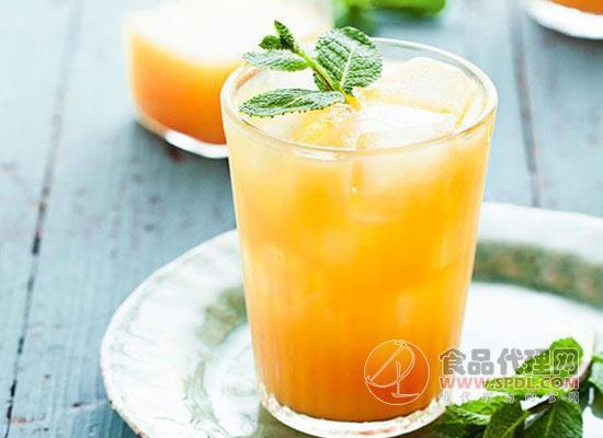 菓珍橙汁好在哪里