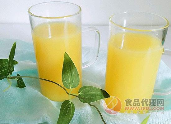 百香果汁饮品