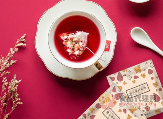 北采洛神玫瑰茶圖片
