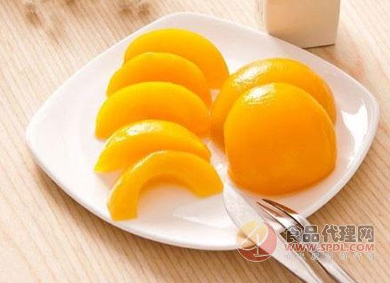 为啥生病要吃黄桃罐头
