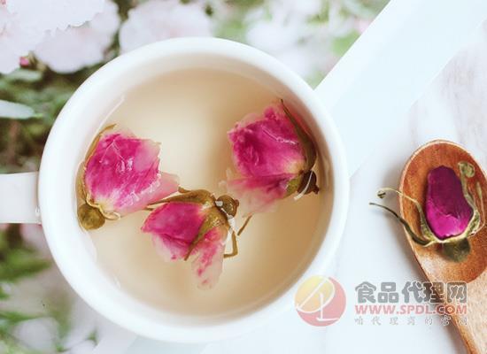 花令玫瑰花冠茶图片