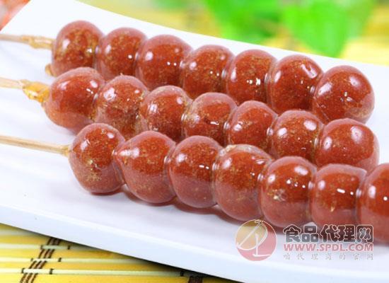 红螺老北京冰糖葫芦图片