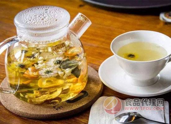 罗汉果花茶