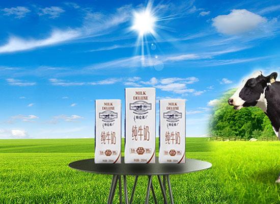 特侖蘇牛奶