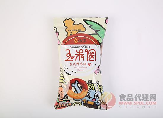象小衛玉米圈泰式辣醬味
