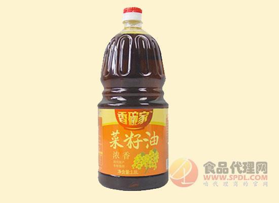 香碗家菜籽油价格是多少