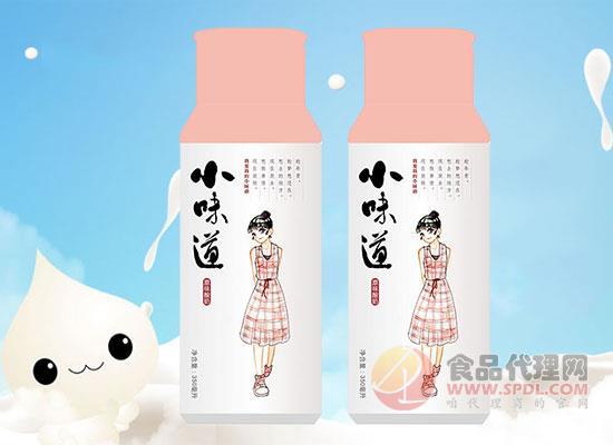 福淋小味道系列果味酸奶