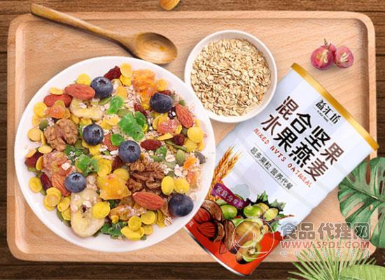 益匯坊水果燕麥片