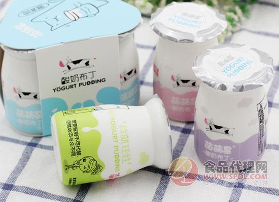 萌萌星酸奶布丁价格是多少