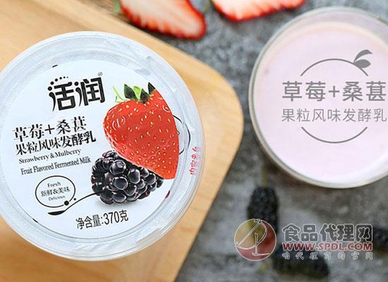 新希望活润酸奶图片