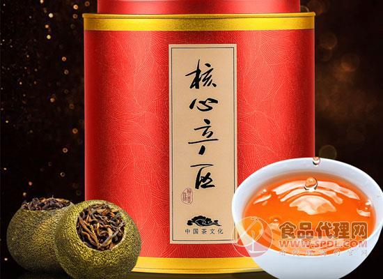 帝新小青柑茶叶价格是多少