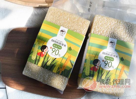 秋田满满有机胚芽米价格是多少