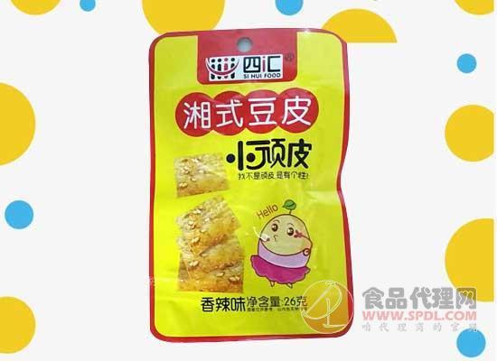 四汇湘式豆皮香辣味图片