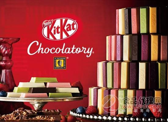 KitKat 巧克力