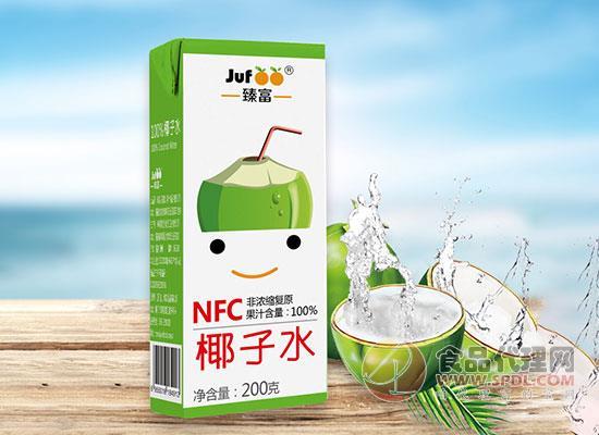 臻富NFC椰子水