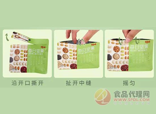 百草味创新发展,演绎多样化中国味