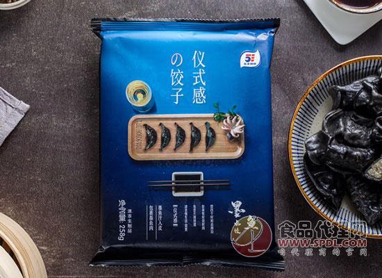 五丰冷食速冻水饺