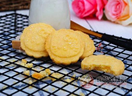 椰丝粗粮饼干的做法详解,一看就会