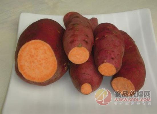 吃红薯能减肥吗