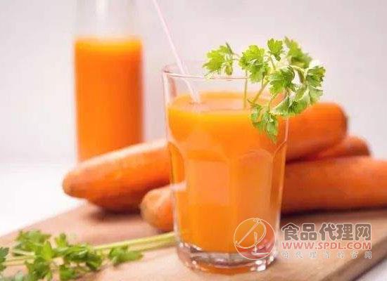 橙子胡萝卜汁