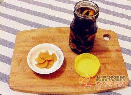 喝红茶干姜片对身体有什么好处