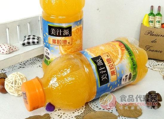 美汁源果粒橙是哪家公司的